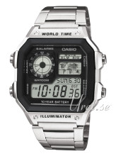 Casio Collection LCD/Stål