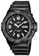 Casio Svart/Resin �44.6 mm