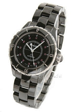 Chanel J12 Ceramic Black Dial