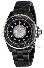 Chanel J12 Ceramic Black/Diamond Dial