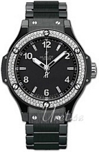 Hublot Big Bang Black Magic Svart/Keramisk �38 mm