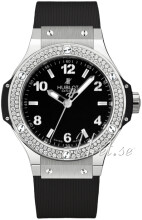Hublot Big Bang 38mm Steel Black Dial