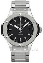 Hublot Big Bang 38 mm Automatic Svart/St�l �38 mm