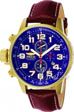 Invicta Lefty Chronograph Blue Dial