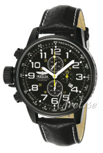Invicta Lefty Chronograph Black Dial