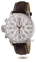 Invicta Lefty Chronograph White Dial