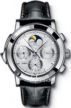 IWC Grande Complication Silver Dial Platinum Limited Edition