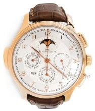 IWC Grande Complication Rose Gold