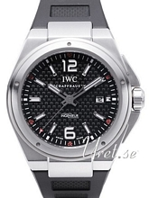 IWC Ingenieur Automatic Misson Earth Black Dial Rubber Black Dia