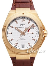 IWC Ingenieur Silver Dial Rose Gold