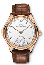 IWC Portuguese Minute Repeater Rose Gold Limited Edition