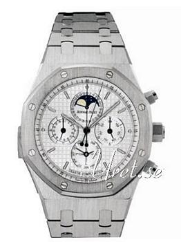 Audemars Piguet Royal Oak Complication Complicated Silver Dial W