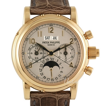 Patek Philippe Complication Grande Yellow Gold