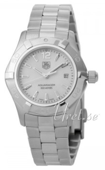 TAG Heuer Aquaracer White MOP Dial Bracelet Ladies
