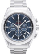 Omega Specialities Olympic Collection London 2012 Blue Dial Brac
