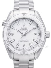 Omega Seamaster Planet Ocean 600m Co-Axial 42mm Vit/Stål