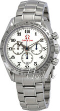 Omega Specialities Olympic Collection White Dial Bracelet