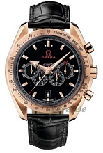 Omega Speedmaster Olympic Edition Black Dial