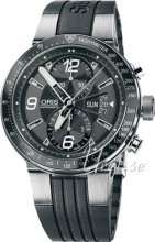 Oris Motor Sport WilliamsF1 Steel Black Dial