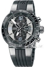 Oris Motor Sport WilliamsF1 Steel Black/Silver Dial