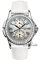 Patek Philippe Complicated MOP Dial White Gold