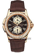 Patek Philippe Complicated MOP Dial Rose Gold