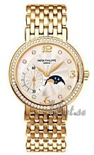 Patek Philippe Complicated MOP Dial Yellow Gold