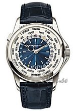 Patek Philippe Complicated Blue Dial Platinum