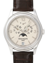Patek Philippe Complicated White Gold