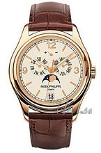 Patek Philippe Complicated Cream Dial Rose Gold