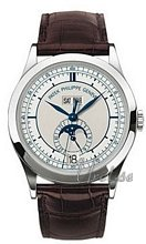 Patek Philippe Complicated Grey Dial White Gold