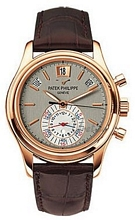 Patek Philippe Complicated Rose Gold Grey Dial